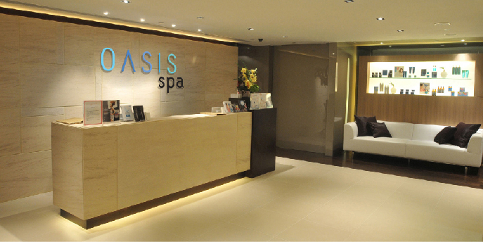 美容院 Beauty Salon 集團OASIS Spa (銅鑼灣店) @ 香港美容網 HK Beauty Salon