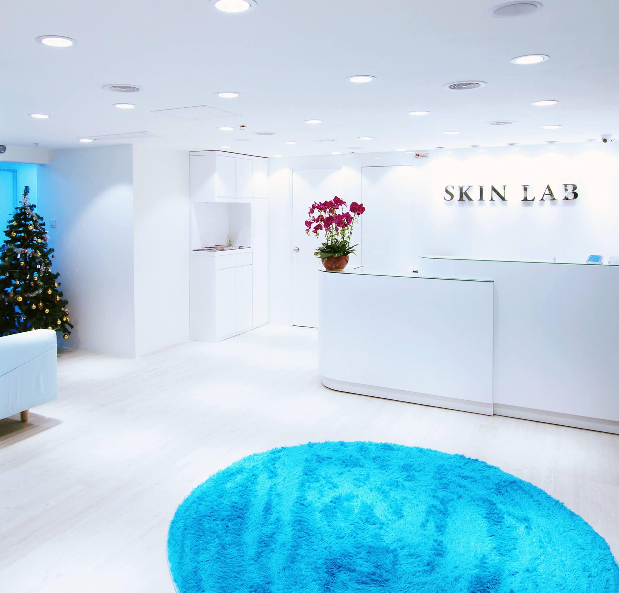 香港美容院 美容師 : SKIN LAB HK @青年創業軍