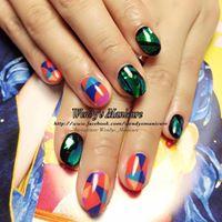 香港美容院 美容師 : Wendy's Manicure @青年創業軍