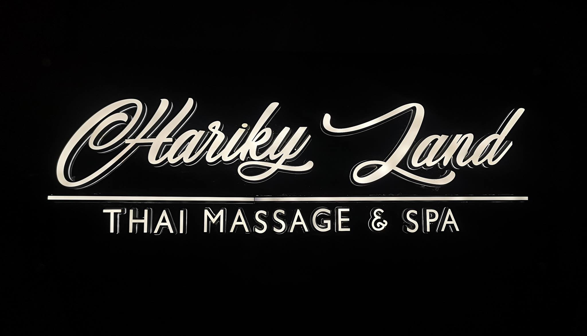 : Hariky Land THAI Massage & SPA 慢活谷古法泰式按摩