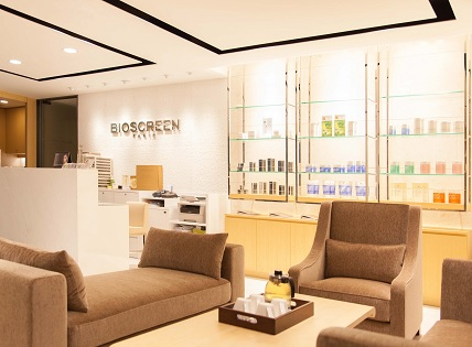 美容院 Beauty Salon 集團Bioscreen Organic Beauty (中環店) @ 香港美容網 HK Beauty Salon